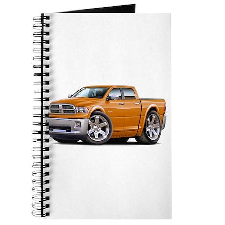 Ram Orange Dual Cab Journal