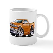 Ram Orange Truck Mug
