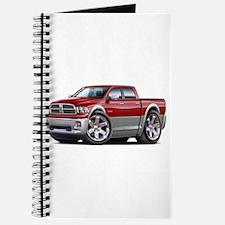Ram Maroon-Grey Dual Cab Journal