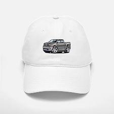 Ram Grey-Silver Dual Cab Baseball Baseball Cap
