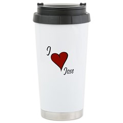 Jose Travel Mug