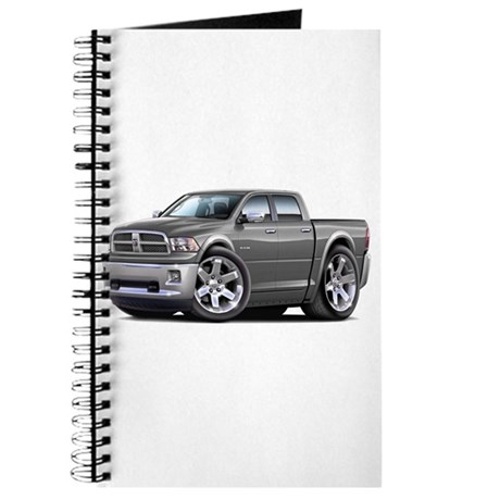 Ram Grey Dual Cab Journal
