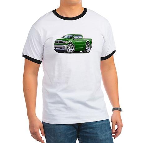 Ram Green Dual Cab Ringer T