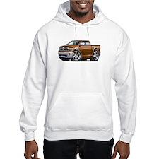 Ram Brown Dual Cab Hoodie