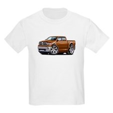 Ram Brown Dual Cab T-Shirt