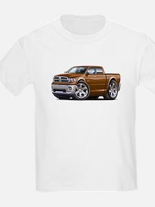 Ram Brown Dual Cab T-Shirt
