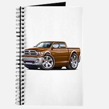 Ram Brown Dual Cab Journal