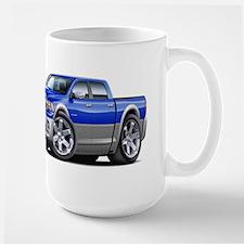 Ram Blue-Grey Dual Cab Mug