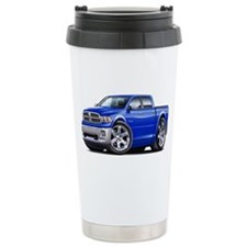 Ram Blue Dual Cab Travel Mug