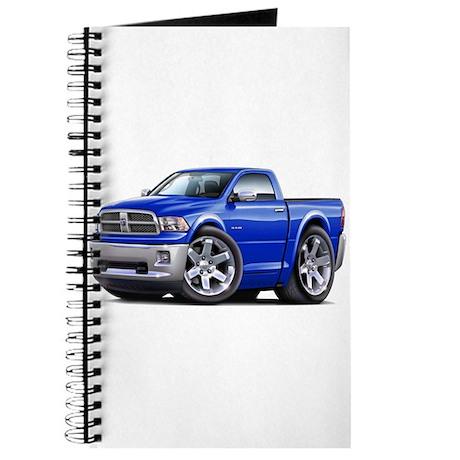 Ram Blue Truck Journal