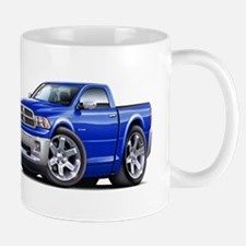 Ram Blue Truck Mug