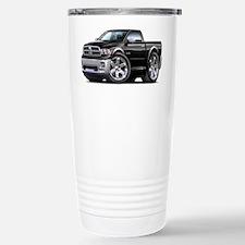 Ram Black Truck Stainless Steel Travel Mug