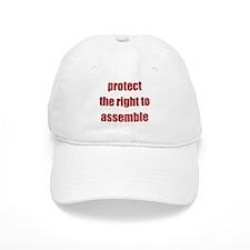 Right to Assemble - Baseball Cap