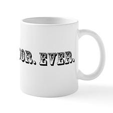 Best Vendor Ever Trophy Mug