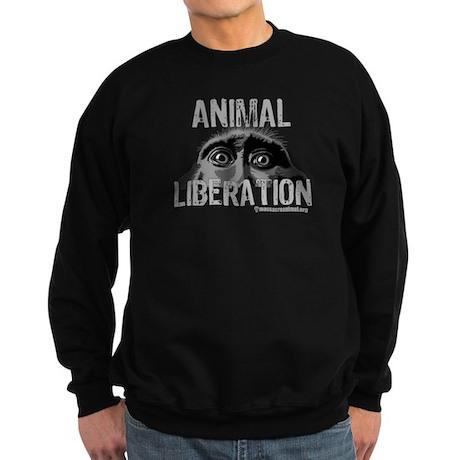 Animal Liberation 6 - Sweatshirt (dark)