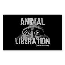 Animal Liberation 6 - Decal