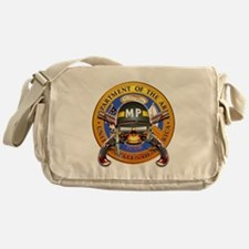 US Army Military Police Skull Messenger Bag