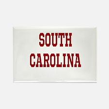 South Carolina Merchanddise Rectangle Magnet