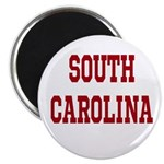 South Carolina Merchanddise Magnet