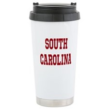 South Carolina Merchanddise Travel Mug