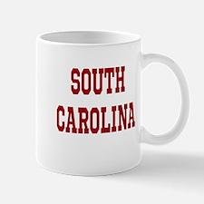 South Carolina Merchanddise Mug