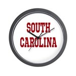 South Carolina Merchanddise Wall Clock