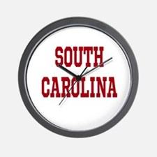 South Carolina Merchanddise Wall Clock