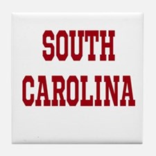 South Carolina Merchanddise Tile Coaster