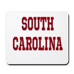 South Carolina Merchanddise Mousepad