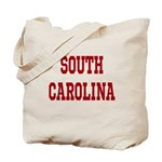 South Carolina Merchanddise Tote Bag