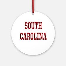 South Carolina Merchanddise Ornament (Round)