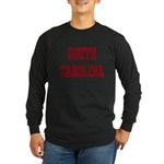 South Carolina Merchanddise Long Sleeve Dark T-Shi