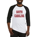 South Carolina Merchanddise Baseball Jersey