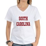 South Carolina Merchanddise Women's V-Neck T-Shirt