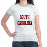 South Carolina Merchanddise Jr. Ringer T-Shirt