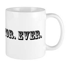 Best Debtor Ever Trophy Mug
