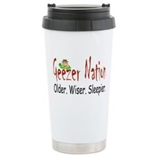 Sleepier Travel Mug