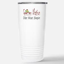 Sleepier Travel Mug