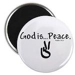 Fun Stuff Magnet: God is Peace