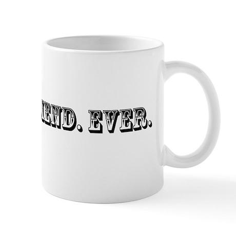 Best Boyfriend Ever Trophy Mug