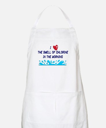 Chlorine in the Morning Apron