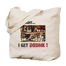 Party Tonight Tote Bag