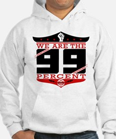 Occupy Wall Street Crest Hoodie