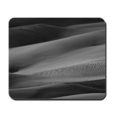 Wind and Sand Art Mousepad
