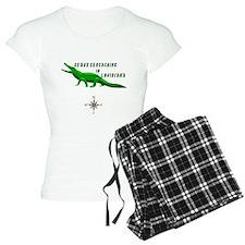 Geaux Geocaching Pajamas