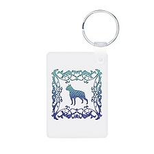 Boston Terrier Keychains