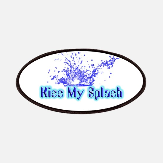 Kiss My Splash Patches