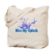Kiss My Splash Tote Bag