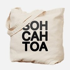 'Soh Cah Toa' Tote Bag