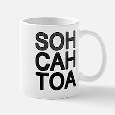 'Soh Cah Toa' Mug